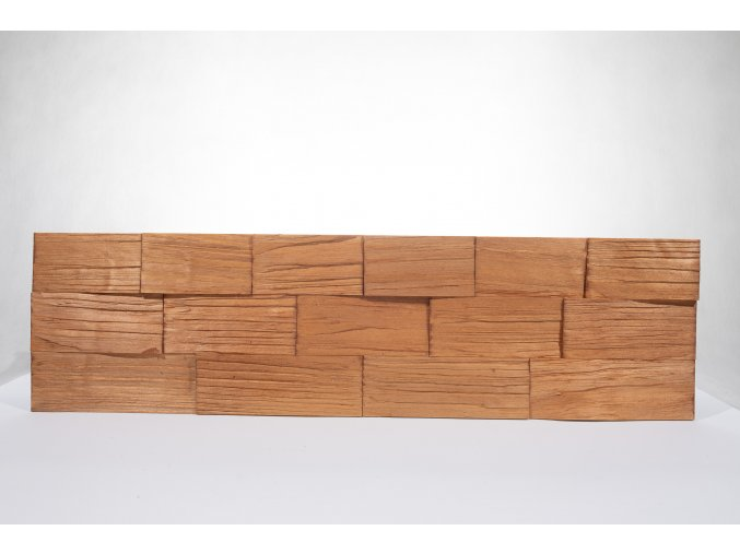 Drevený obklad na stenu- Jelša 4 ks v balení PSDC_720X195X13_OSK4