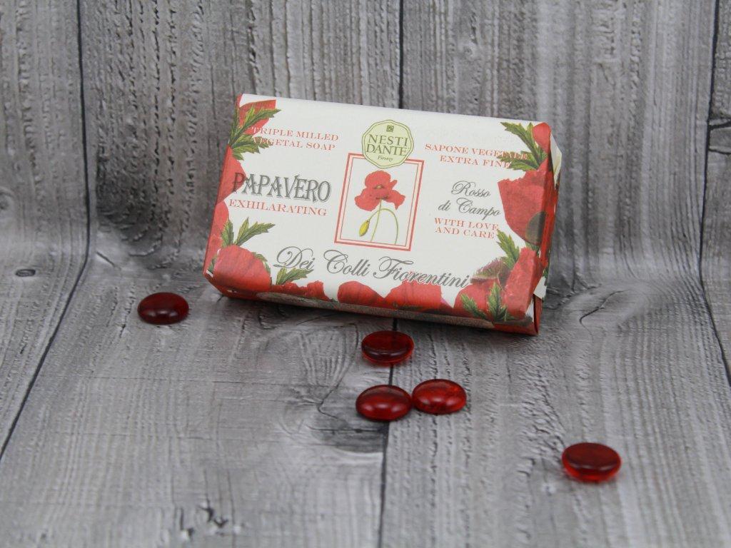 Mýdlo květinové papavero NESTI DANTE