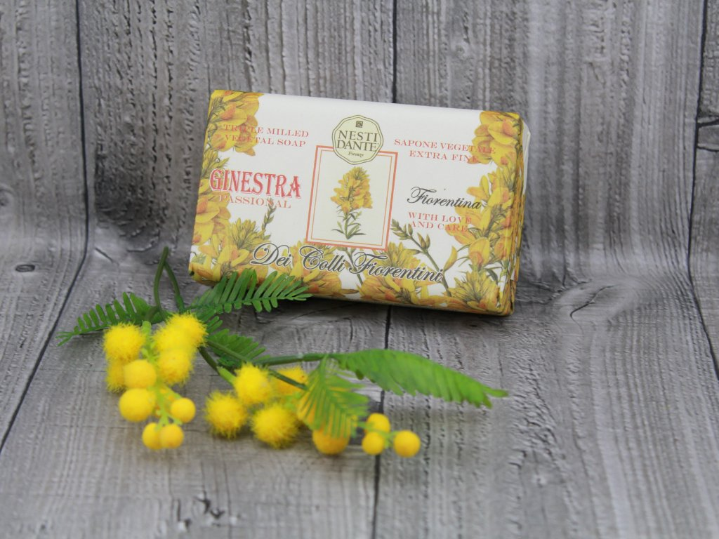 Mýdlo květinové ginestra NESTI DANTE