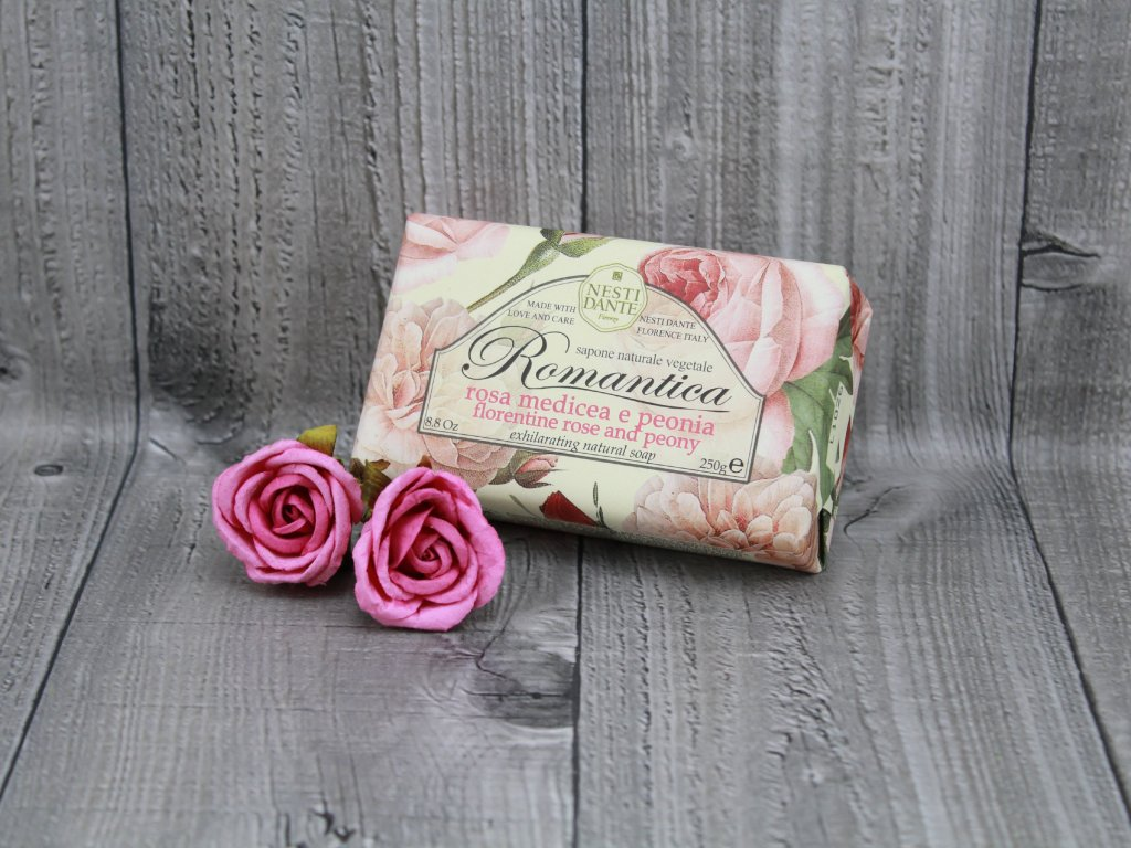 Mýdlo Romantika růže... NESTI DANTE