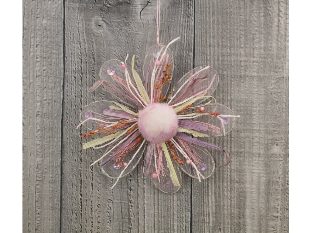Kytka malá lila č2