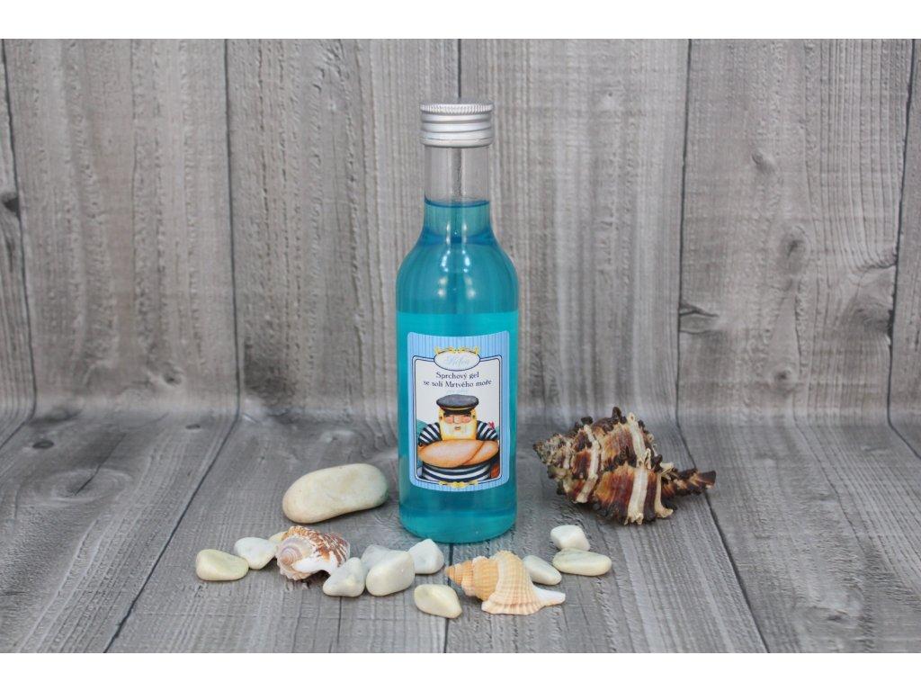 Sprchový gel se solí Mrtvého moře 185ml