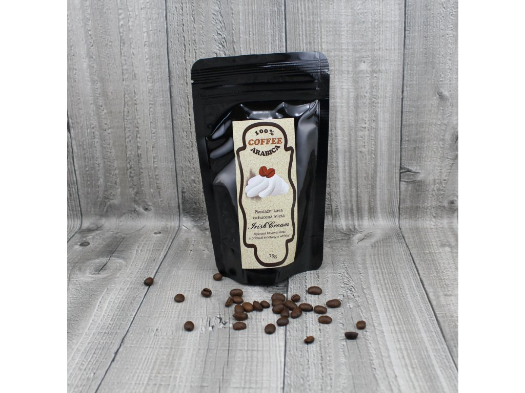 Káva irish cream 70g