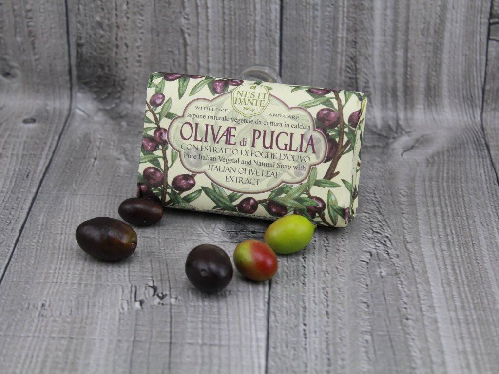 Mýdlo olivové PUGLIA NESTI DANTE