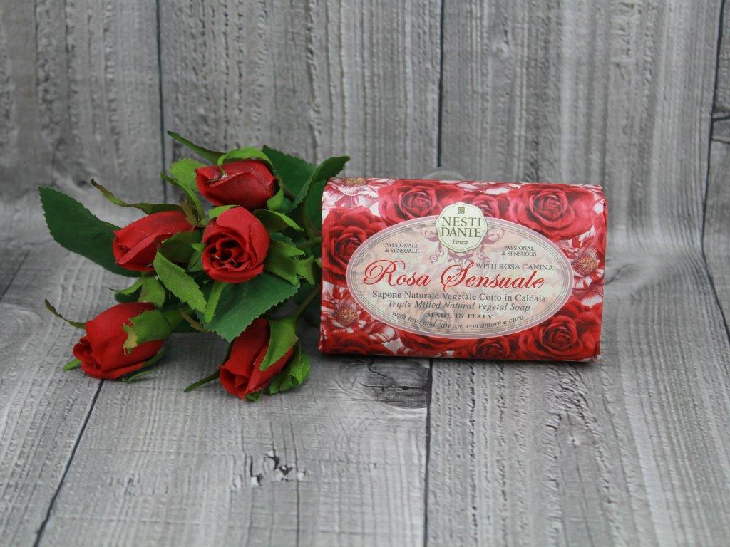 Mýdlo Rosa Sensuale NESTI DANTE