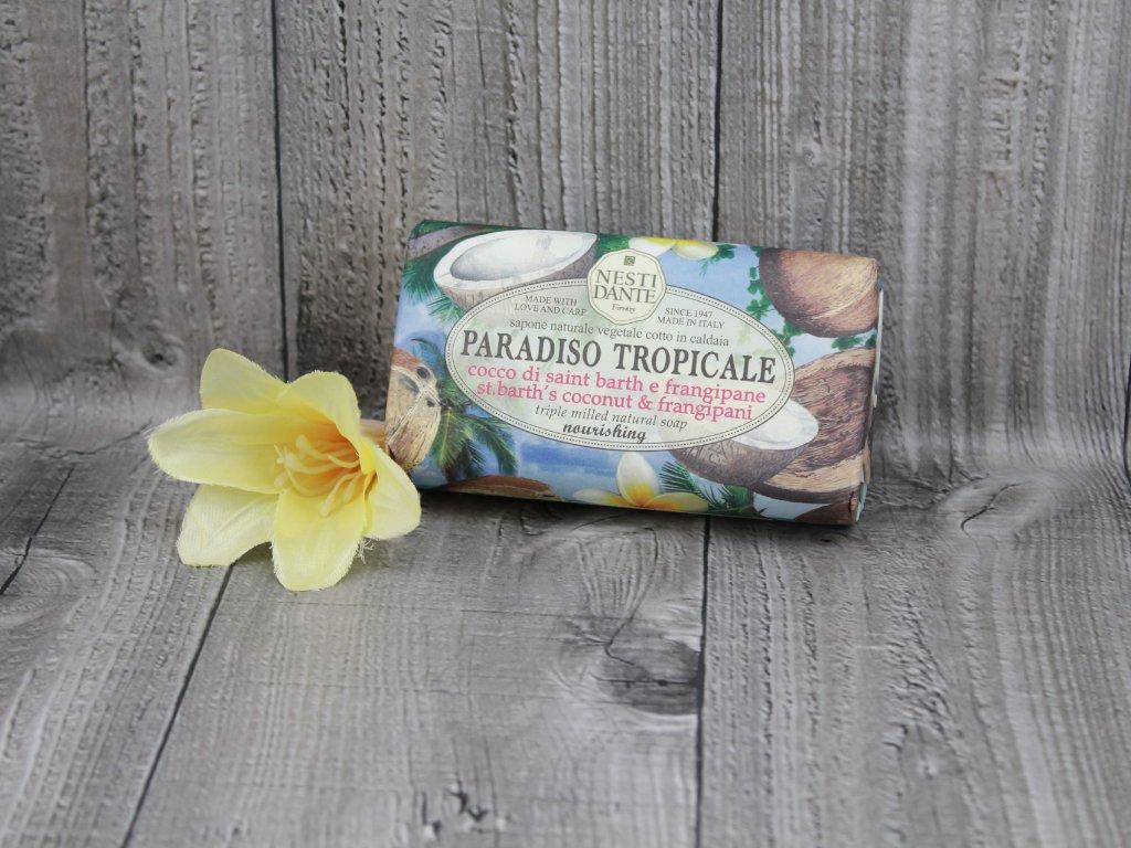Mýdlo PARADISO TROPICALE kokos