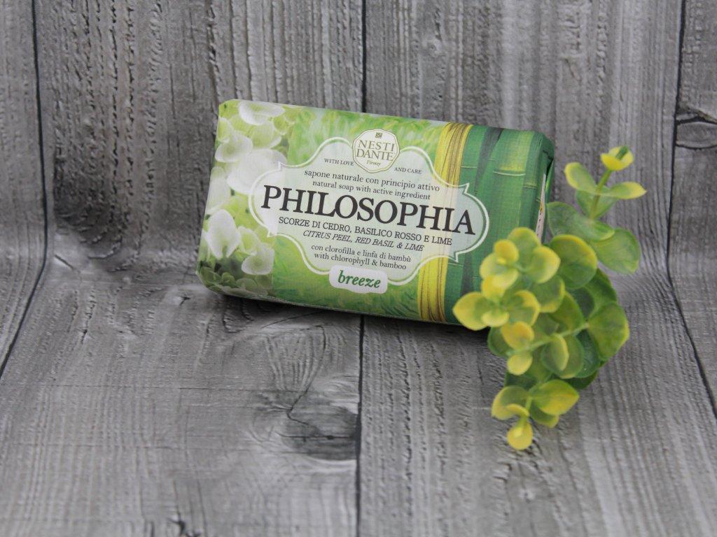 Mýdlo PHILOSOPHIA breeze