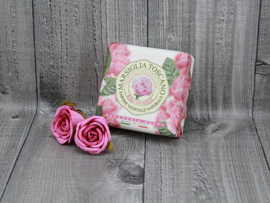 Mýdlo MARSIGLIA TOSCANO růže