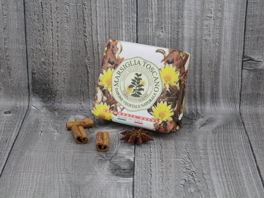 Mýdlo MARSIGLIA TOSCANO tabák