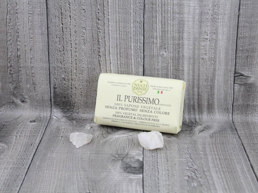 Mýdlo IL PURISSIMO přírodní