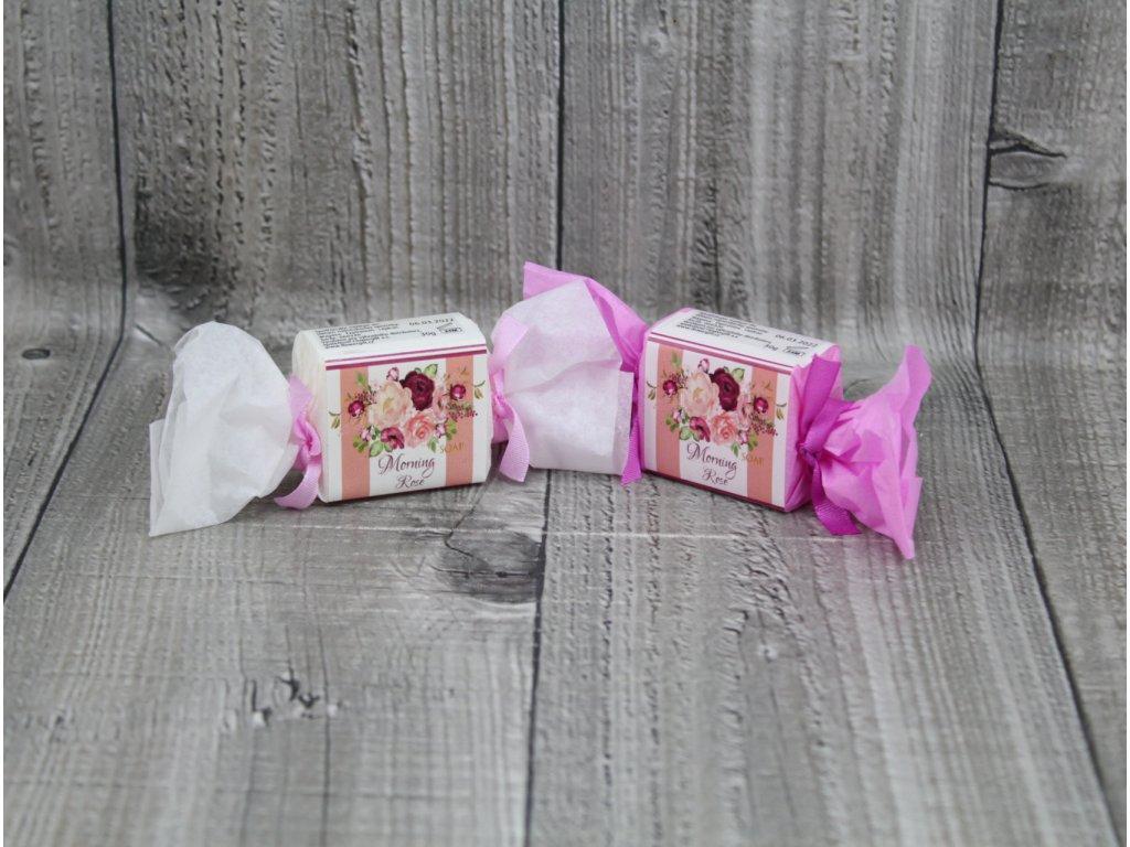 Mýdla mini Morning rose
