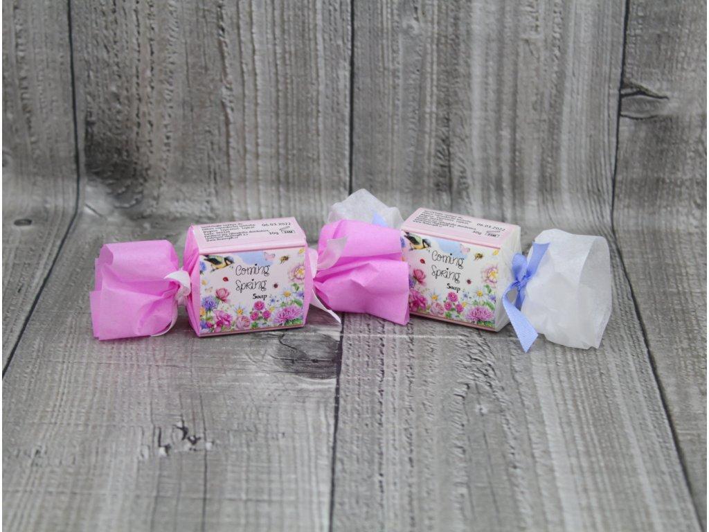 Mýdla mini Coming Spring