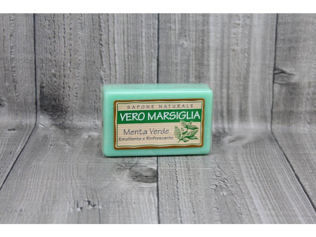 Mýdlo přírodní 150g-máta