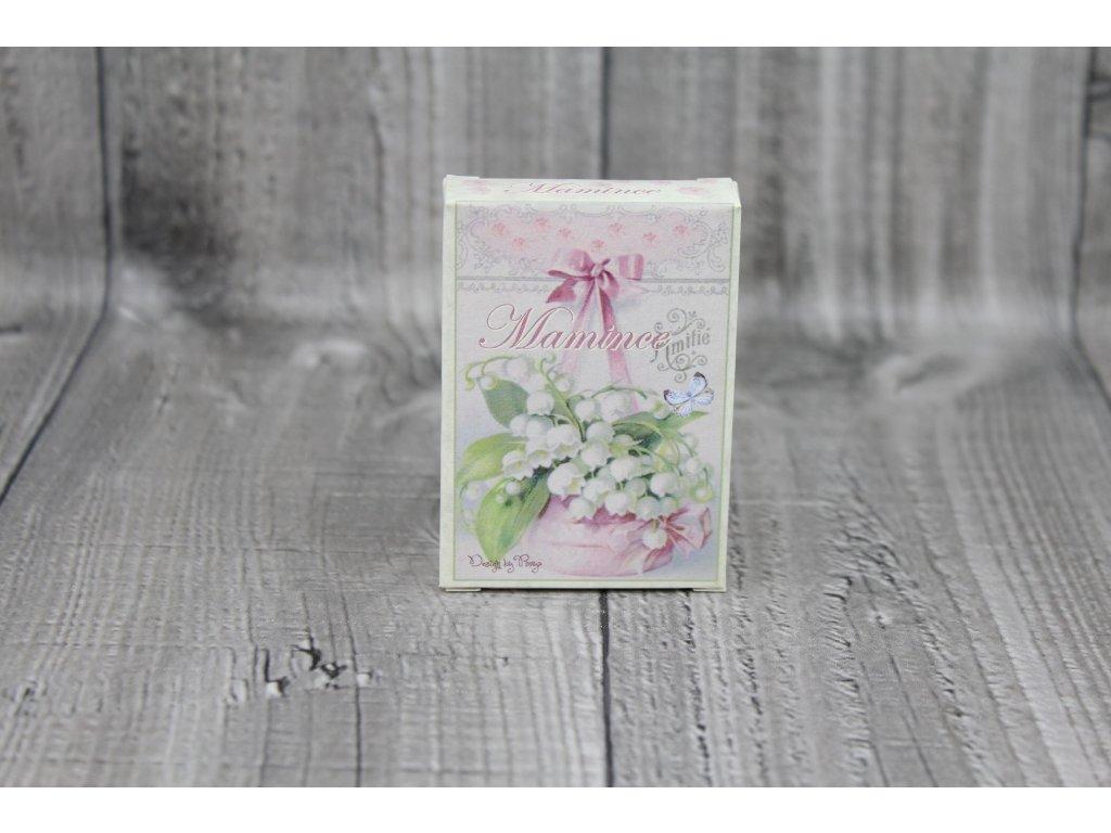 Mýdlo přírodní 40g-mamince