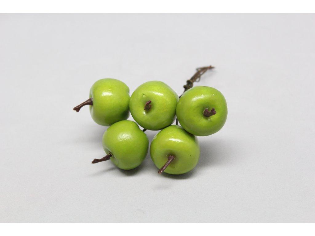 Jablíčka malá umělá