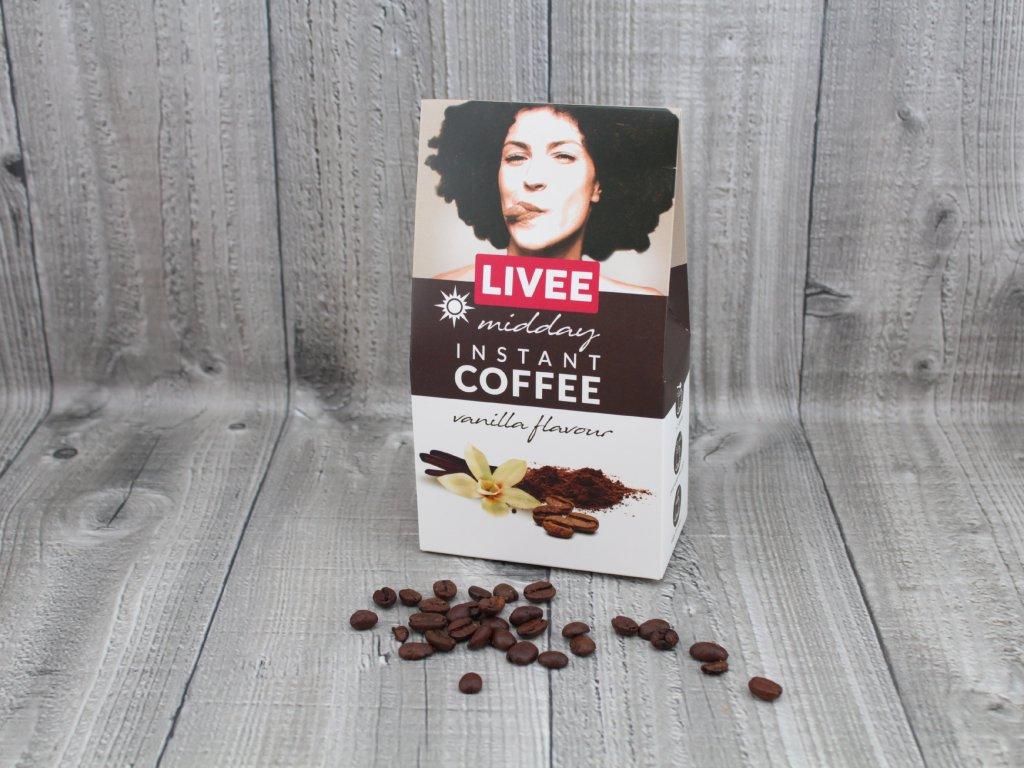 Káva instantní-vanilka