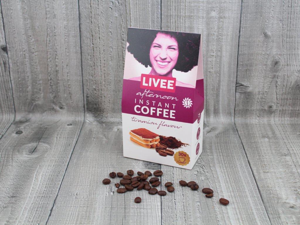 Káva instantní-tiramisu
