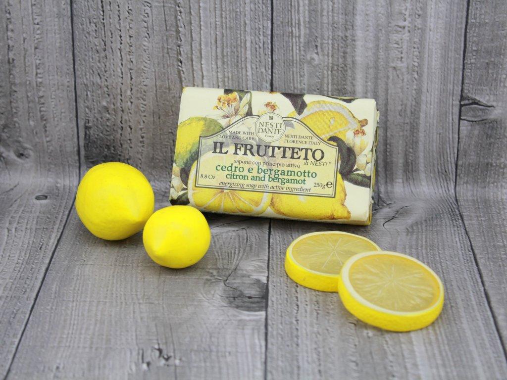 Mýdlo IL FRUTTETO citron... NESTI DANTE