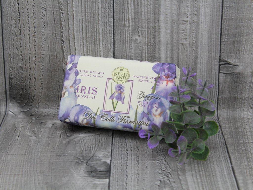 Mýdlo květinové iris NESTI DANTE