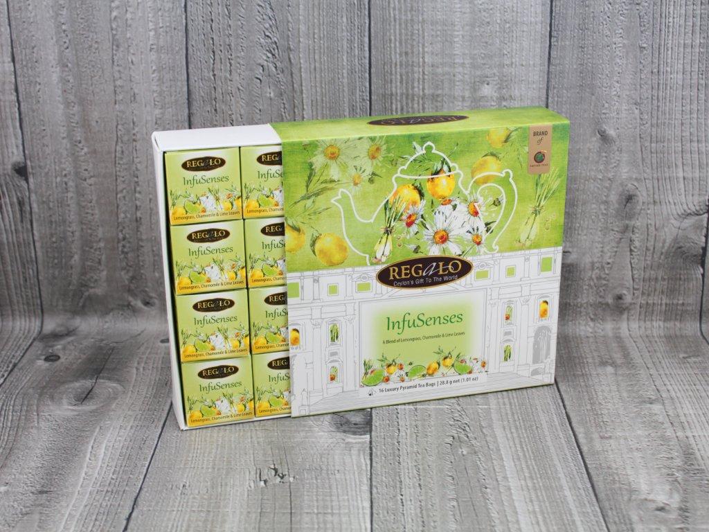 Kolekce heřmánkových čajů