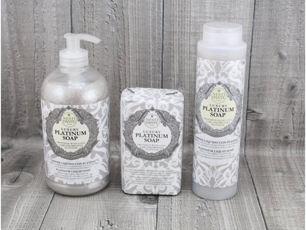 Mýdlo Platinum NESTI DANTE