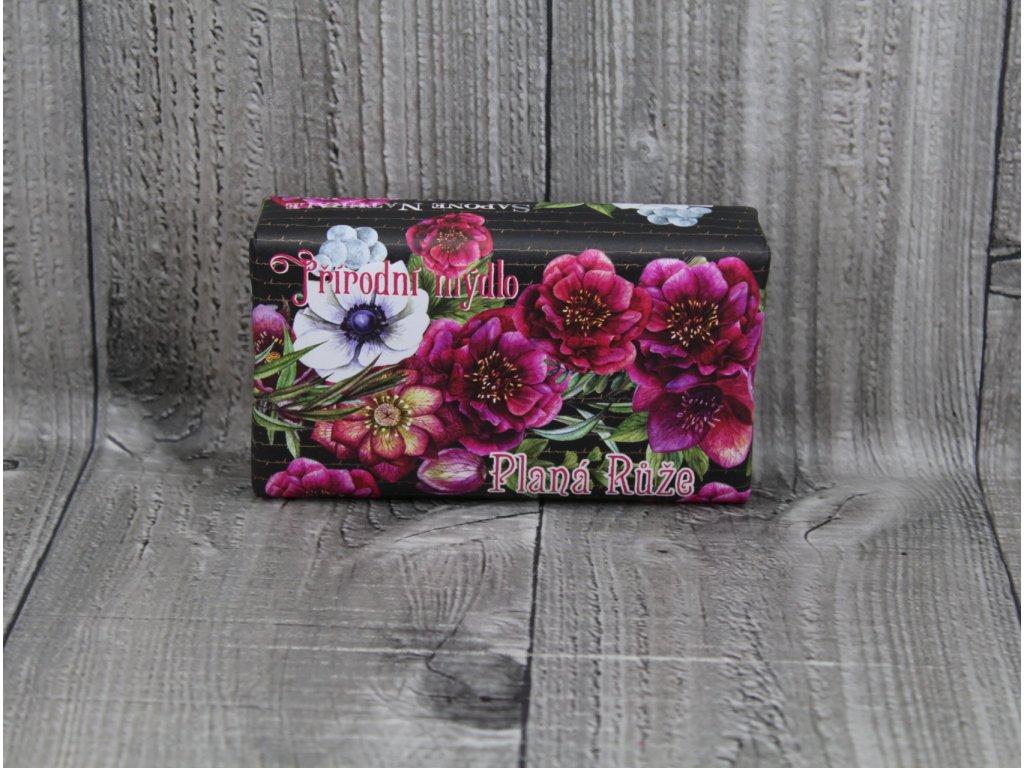 Mýdlo přírodní 260g-Planá růže