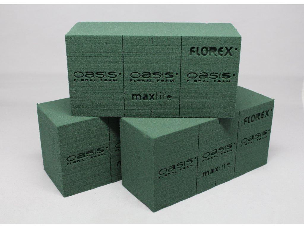 Aranžovací hmota Florex 20x10x7,7cm Oasis