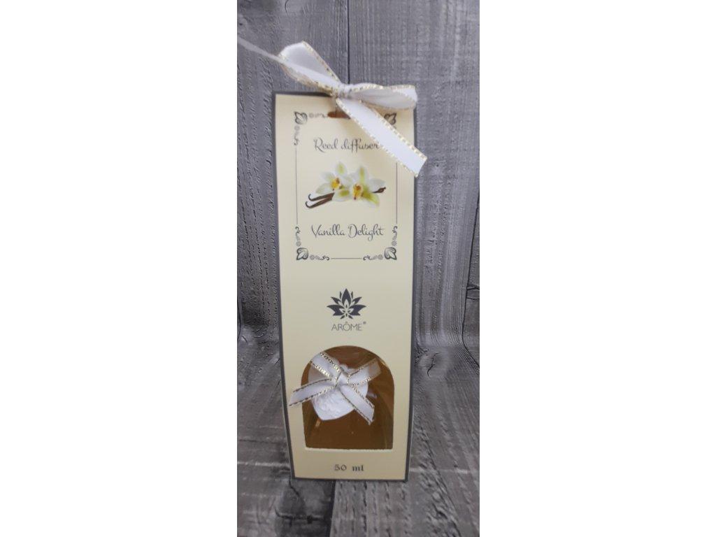 Difuzér vanilla delight 50ml