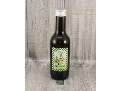 Sirup bylinný ginkgo