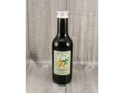 Sirup bylinný ginseng
