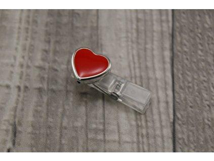 Srdce kolíček