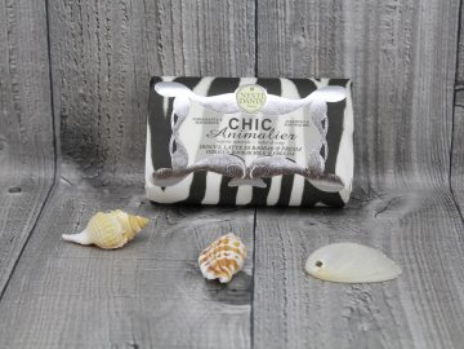 Mýdlo CHIC zebra NESTI DANTE