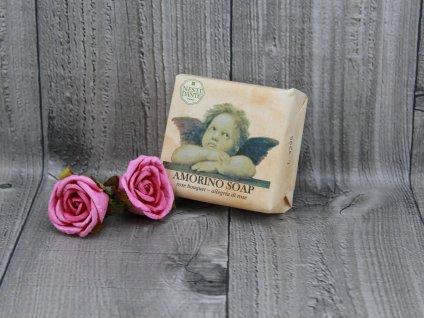 Mýdlo anděl růžová zahrada NESTI DANTE