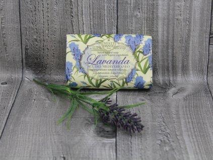 Mýdlo Lavanda 150g modré NESTI DANTE