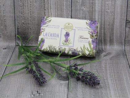 Mýdlo květinové lavanda NESTI DANTE