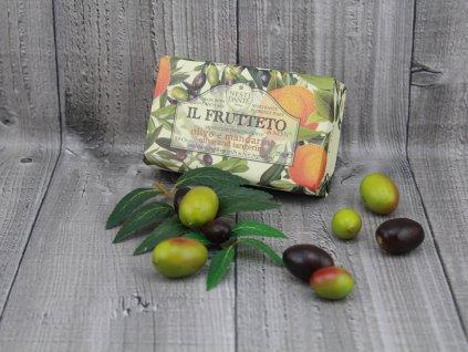 Mýdlo IL FRUTTETO olive... NESTI DANTE