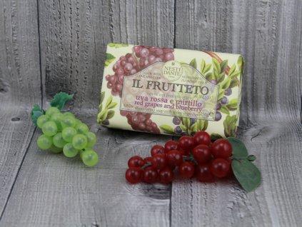 Mýdlo IL FRUTTETO red grapes... NESTI DANTE