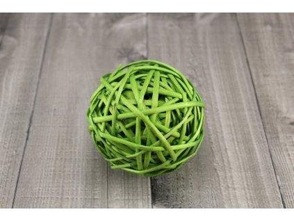 Pedig koule 9 zelená