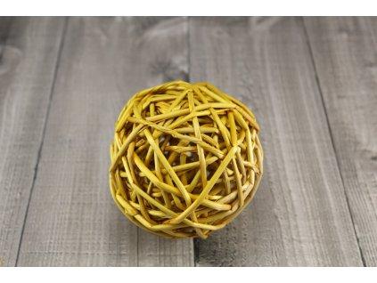 Pedig koule 9 žlutá