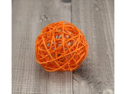 Pedig koule 7 oranžová