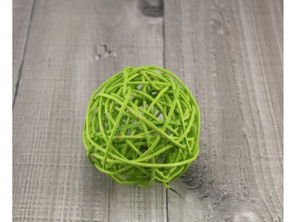 Pedig koule 7 zelená