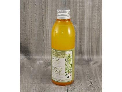 Šampon,balzám oliva 200ml