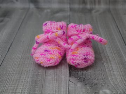 Bačkůrky mimi strakaté růžové