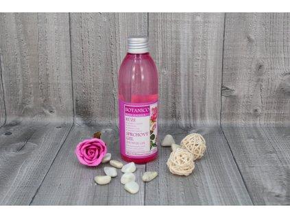 Sprchový gel růže 200ml