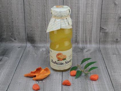 Babiččin sirup pomeranč 200ml