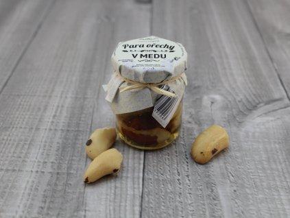 Med para ořechy 70g