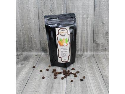 Káva amareto 70g