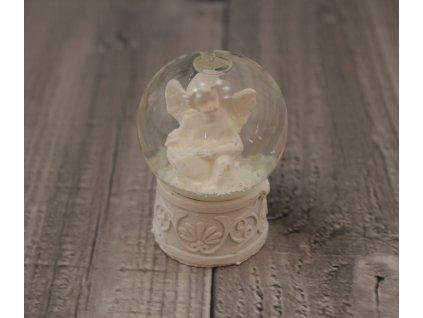 Anděl sněžítko