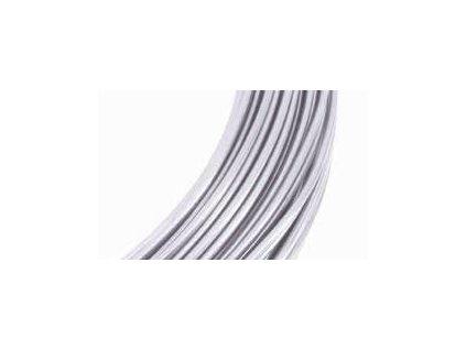 Drátek hliníkový natural 2mm