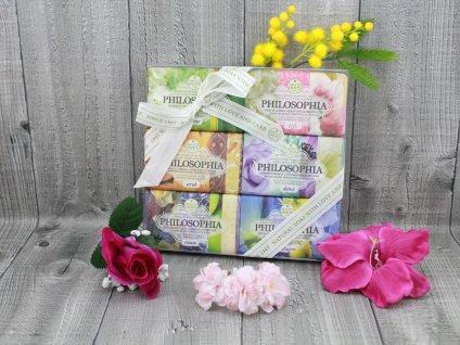 Mýdla dárková kazeta NESTI DANTE PHILOSOPHIA